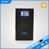 2016 first quality power bank 15000mah with touch screen display