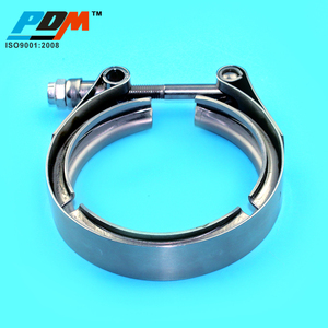 3 Inch Quick Locking V-Band Exhaust Pipe Clamp