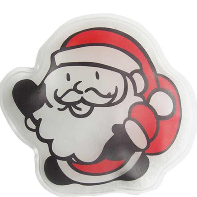 father christmas hand warmer heat pack hot pack