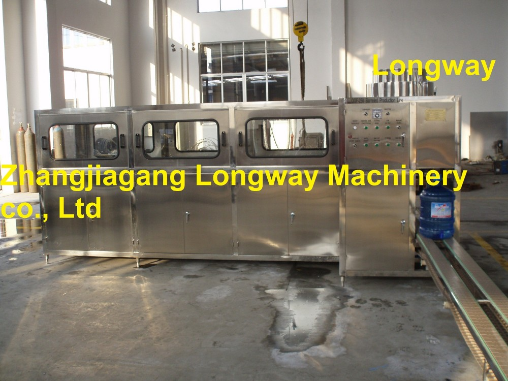 Biggest-Selling Longway mineral water liquid packing production line ,water beverage production line for Indonesia Market