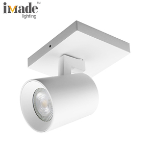 Aluminum adjustable GU10 ceiling 5w led spotlight