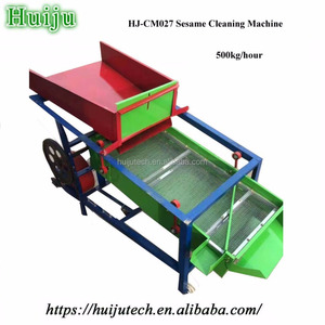 automatic wheat grading machine / sesame cleaning machineHJ-CM027
