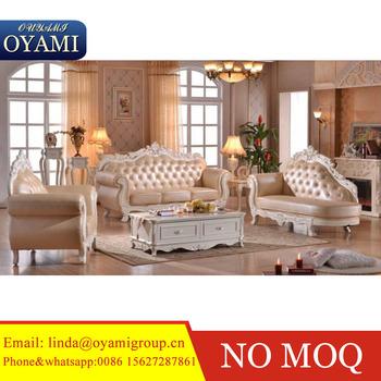 Italian Style Sofa Set Living Room Furniture And Dubai Leather