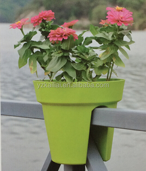 Neues Produkt Fur 2015 Grossen Freiluft Pflanzer Billige Wand Pflanze Inhaber Balkon Blumentopf Buy Balkon Blumentopf Wand Montiert Anlage Inhaber
