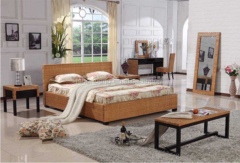 Wood Double Bed Designs King Size Bedroom Furniture Set Alibaba Com
