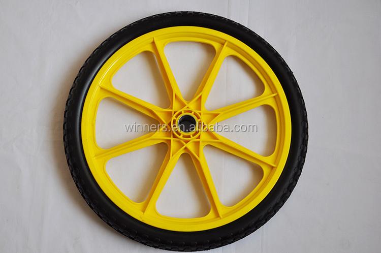 Plastic 8 Spoke Pneumatic Bike Wheels 20 Buy 20 Plastic Bike