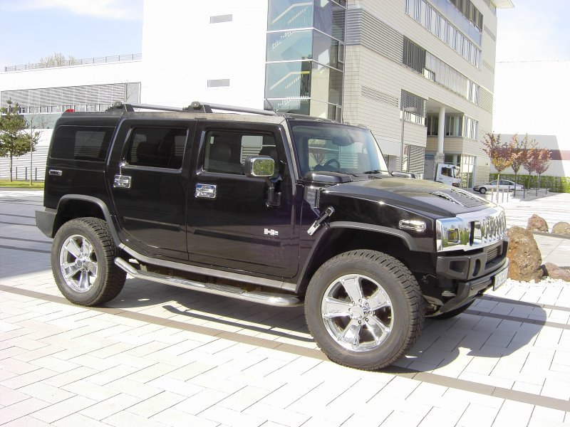 2005 HUMMER H2 LUXURY used cars
