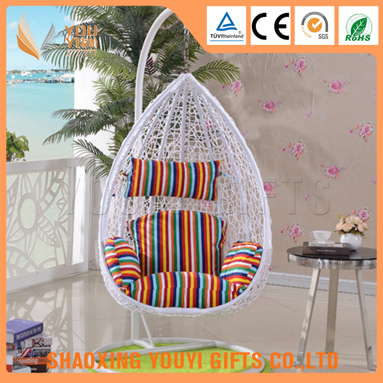 Single Seat Baby Round Love Swing Chair