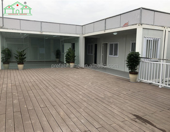 Portable container house steel cabin house solution