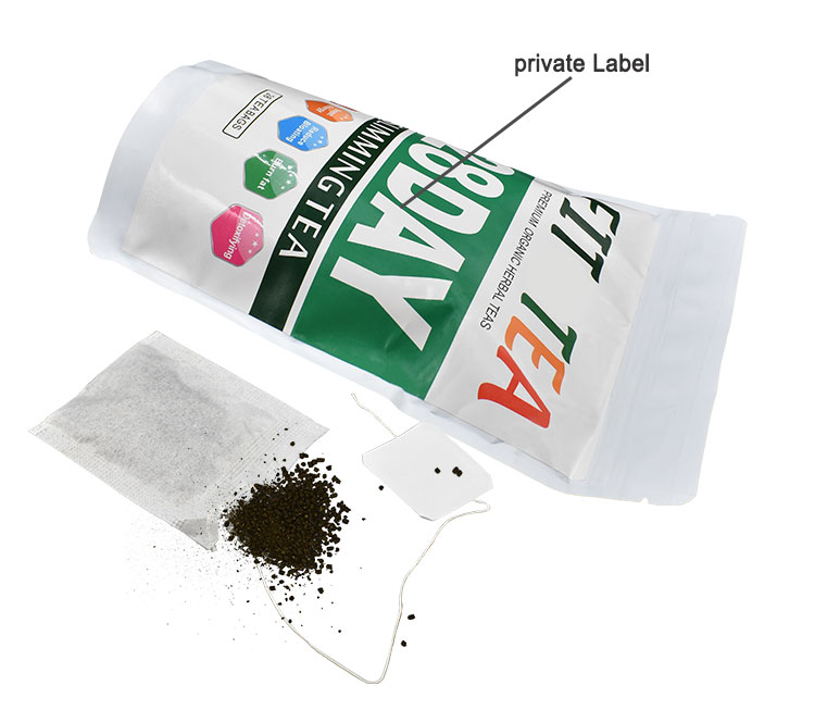 Wholesale Weight Loss Tea Herbal Detox Tea Private Label 28day tea - 4uTea   4uTea.com
