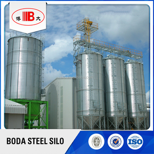 small grain silos 3 ton capacity