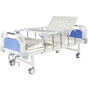 Best Selling For Hospital Treatment Multi-Configuration can be shaken automatic metal hospital bed