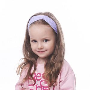 Best seller reasonable price fashion baby girl's Nylon Headbands In Pastel Colors