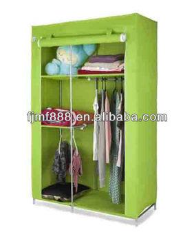 Portable Diy Modern Hanging Clothes Cabinet Design