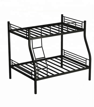Metal Pipe Bed Frame Two Layer Loft Bed Design Steel Bunk Bed Buy