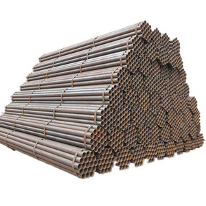 High quality carbon steel pipe MS carbon steel pipe/Black iron pipe welded