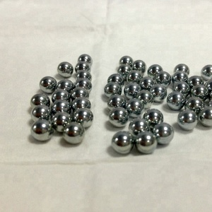 Zinc Plated Low carbon Steel Balls 3/16 inch 1/8 1/4