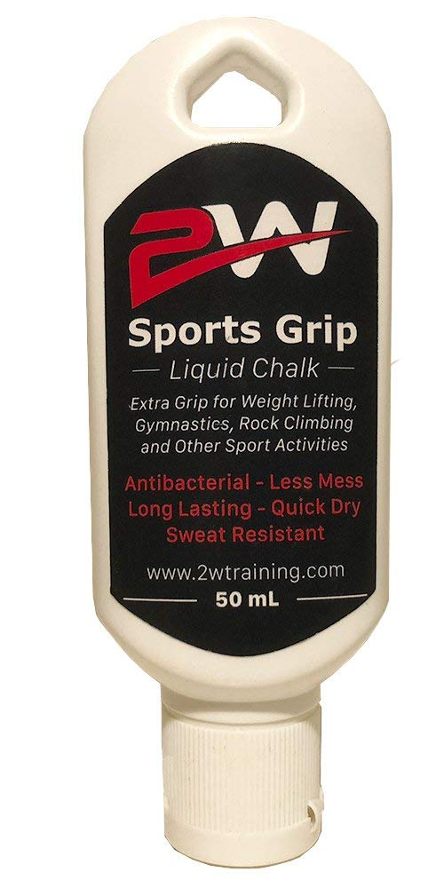 Premium Sports Grip Liquid Chalk for Fitness, Weightlifting, Rock Climbing, Yoga, football. No-Mess | Non-Sweaty | No Slip