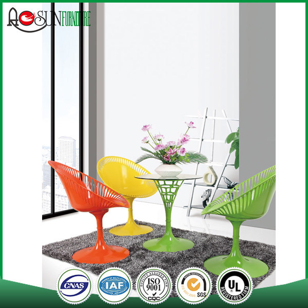 Anji Aosun round wooden bar table T-02
