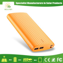 New design Long battery life royal power bank 20000mah