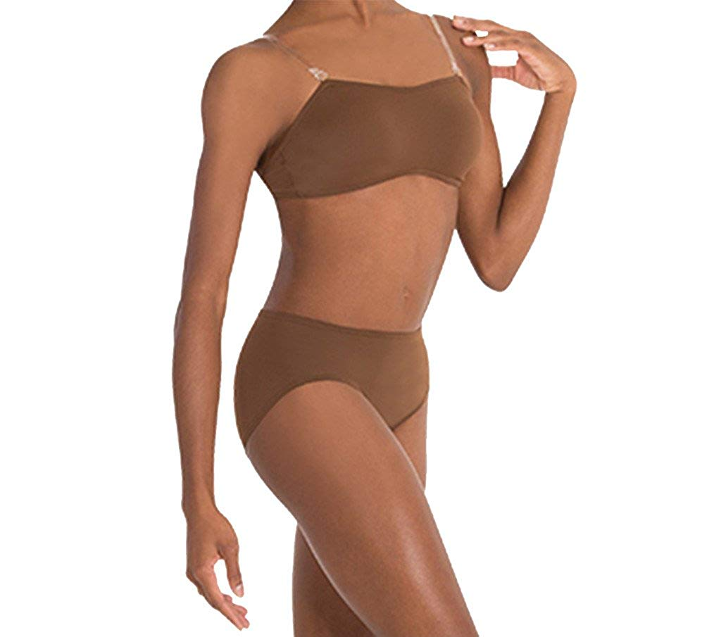 Body Wrappers 274 Padded Bust Convertible Halter and Or Camisole Bra