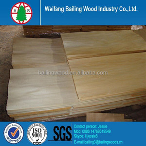 Cheap birch wood veneer , birch core veneer