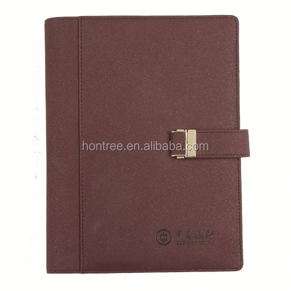 good design faux leather notebook and diary