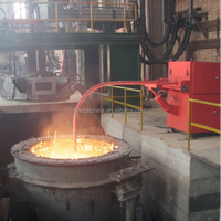 Submerged arc furnace Ferroalloys smelter ferrochrome ferrosilicon ferromanganese furnace