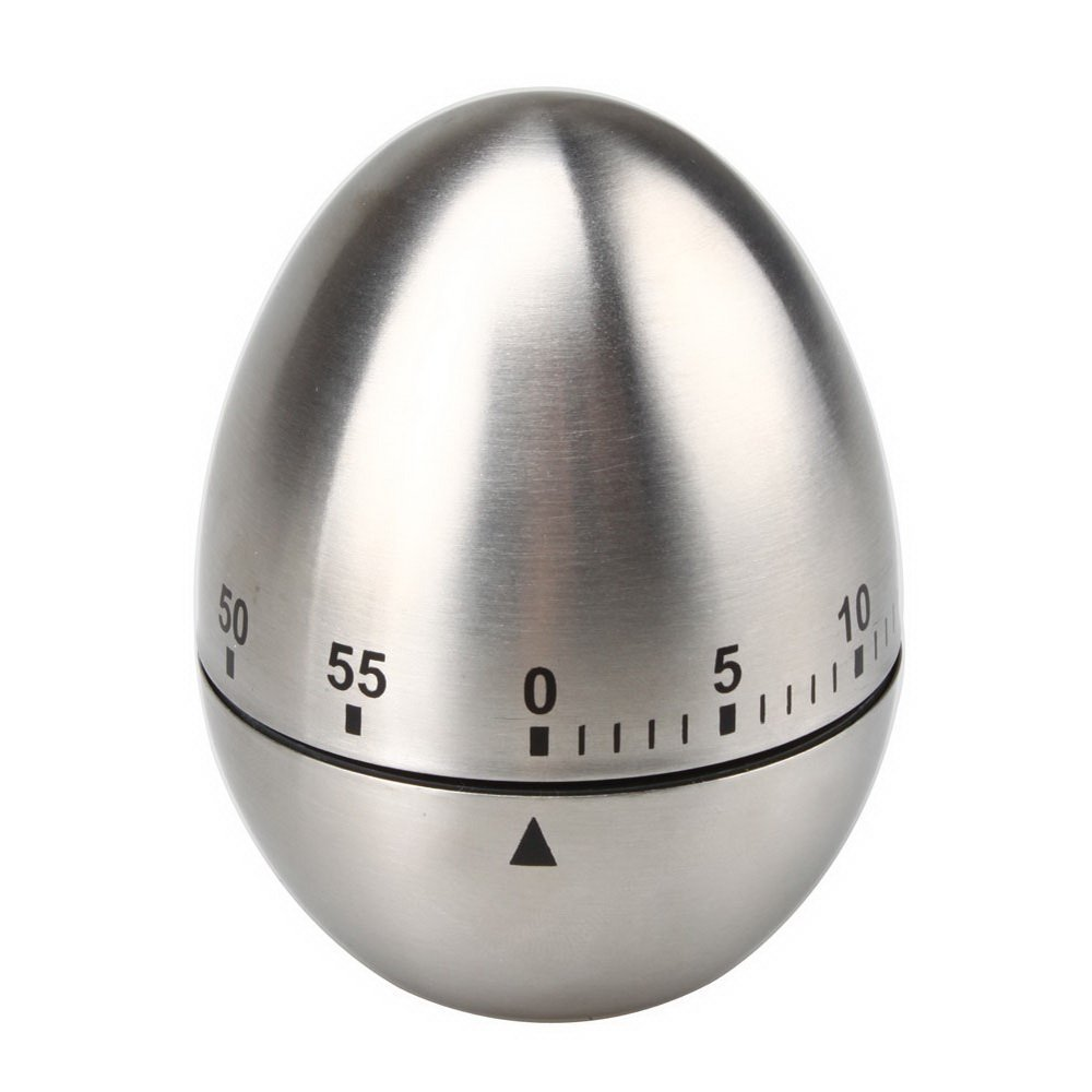 Baby Born Practical Joie Msc 60 Minute Timey Egg Shaped Kitchen Timer W/ Face Baking Cooking Babypuppen & Zubehör