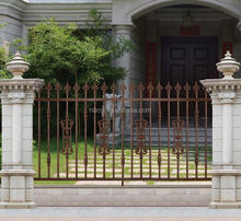 Made in China cheap aluminum fence/cattle fence/philippines gates and fences