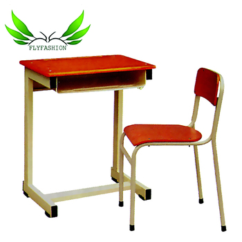 Awesome Sf 07S Hot Sale New Design Factory Price Single Student Desk And Chair Used School Furniture For Sale Adjustable Chair Desk Buy Single Student Desk Cjindustries Chair Design For Home Cjindustriesco