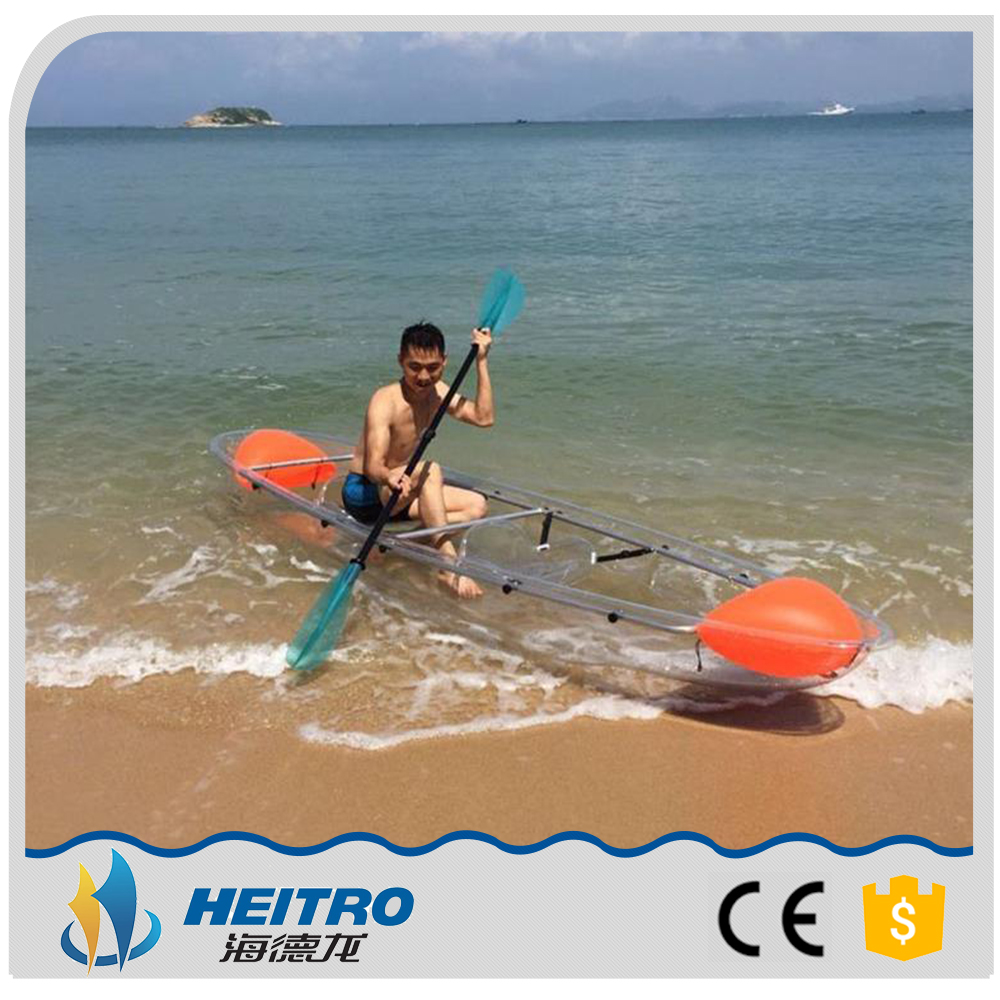 Transparent Canoe Kayak Clear Kayak Clear Kayak Suppliers And Manufacturers At Alibabacom