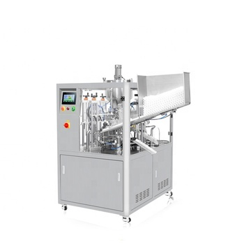 Amber Face and Body Scrub Packing Machine