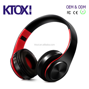 4.0 Bluetooth wireless  headphone foldable sport headphone with 10 hours playing time and long standby time
