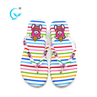 Guangzhou pedicure women cheap flip flops health sandals slippers