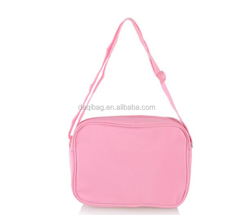 Hot Sale Wholesale Cheap Mini Cute Pink Professional Handbag Girl kid Dance Shoulder Ballet Bag Yoga Swimming Shoe Bag