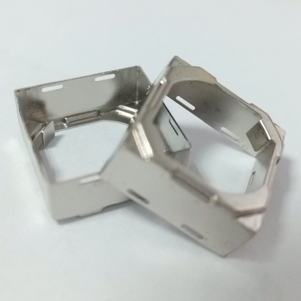 specialists in the manufacture of miniature stamped formed parts
