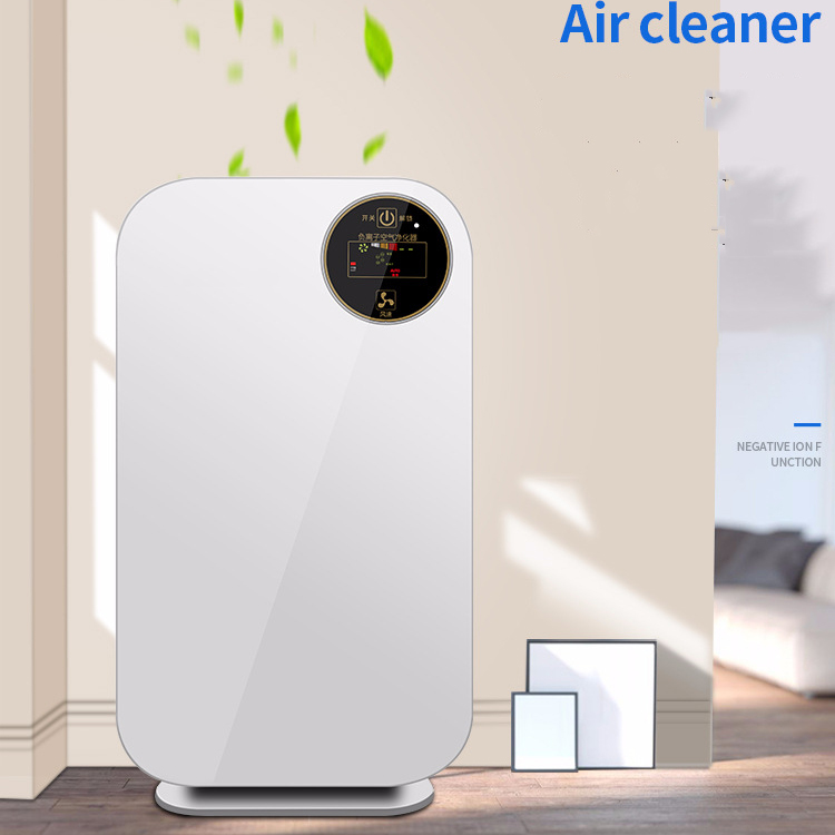 OEM logo portable honeywell electric air purifier hepa for smoke