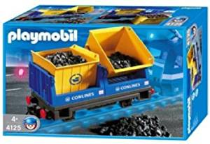 Playmobil Tipping Wagon