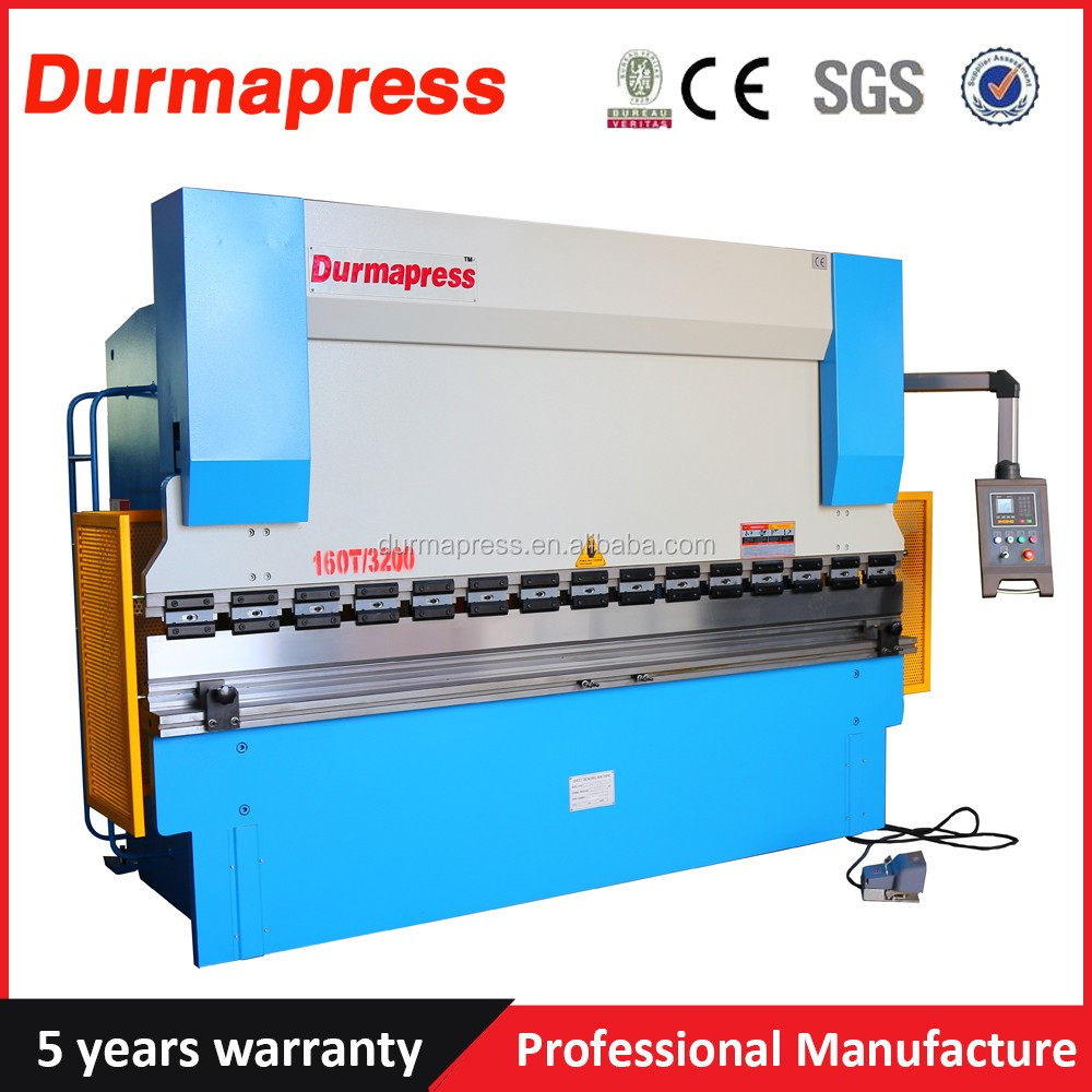 30T 1600MM mini plate bending machine price list