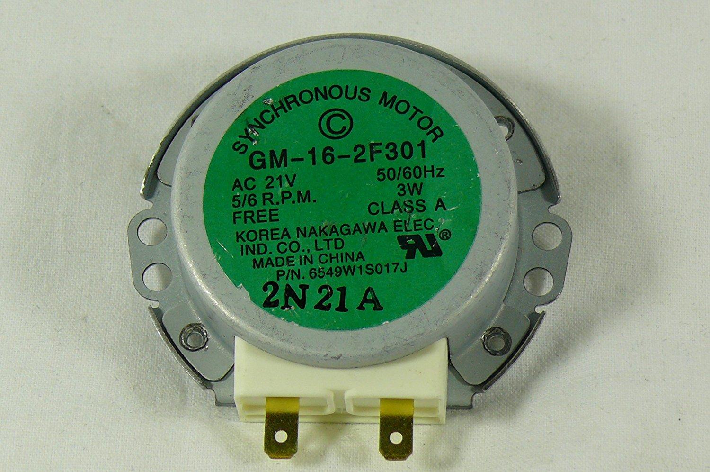 LG Motor Ac Synchronous 6549W1S017J
