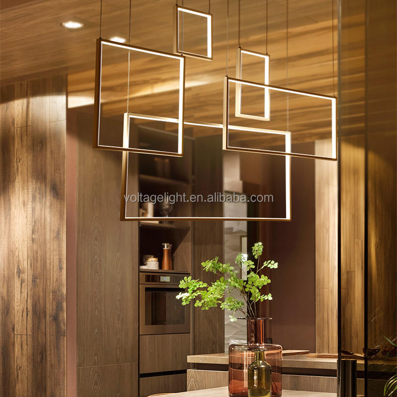 Voltage LED Pendant Light, Partition Hanging Lights 12367