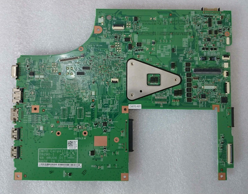Genuine Mainboard Dw70 Capella M/b 09290-1 Laptop Motherboard For ...