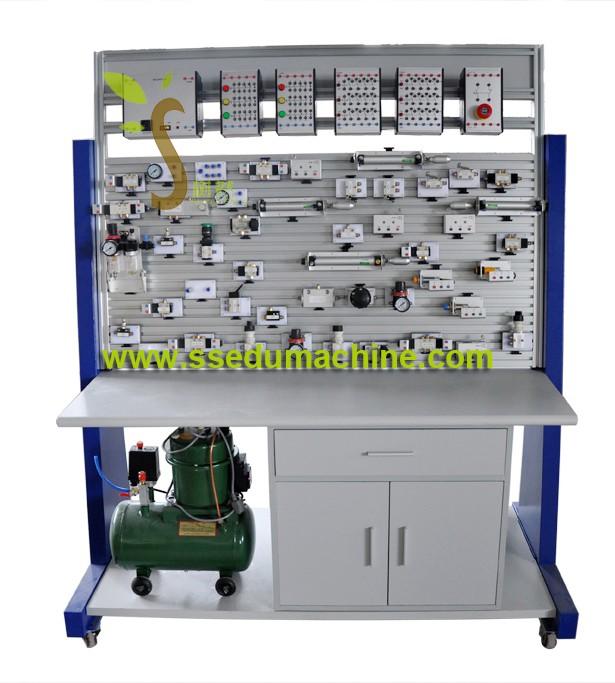 Electric Pneumatic Workbench Pneumatic Bench Pneumatic