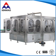 factory produce filling line beverage plant automatic drinking water machine