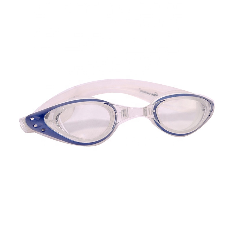 Safety PC lenses training googles Swim Goggle With Diopter