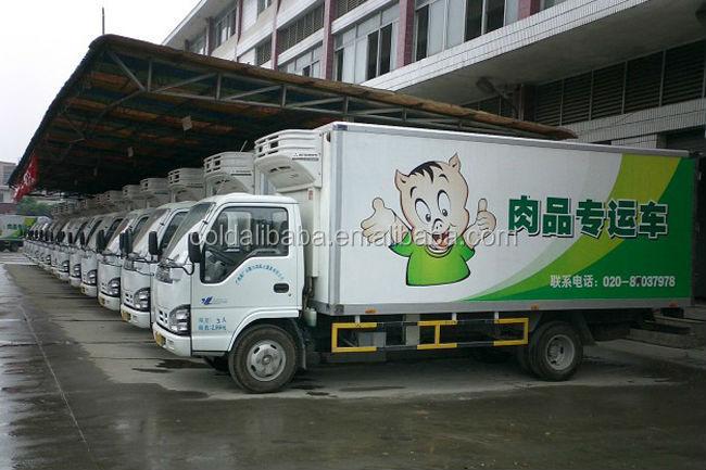 Kühlschrank Mit Auto Transportieren : Tonnen auto kühlschrank stadt kühltransporte food medikament