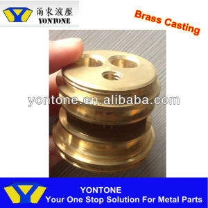 Brass Injection Molding