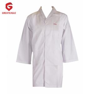 100% polyester hospital medical staff uniform cotton-J13