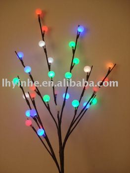 Multi-color Christmas Led Branch Lights